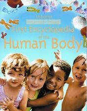 NEW!! First Encyclopedias: First Encyclopedia of the Human Body by Usborne