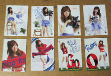 SNSD Girls Generation Official Star Card Photocard Photo Card Sunny Lot