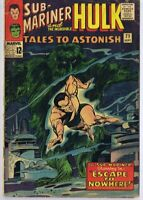 Tales to Astonish #71 ORIGINAL Vintage 1965 Marvel Comics Incredible Hulk