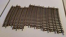 Gebogenes Gleis Radius 329,5mm R4 15° Fleischmann/Roco #22225 gebraucht
