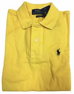 POLO RALPH LAUREN Boys Shirt Kids Short Sleeve Mesh Top Size 10-12 Medium