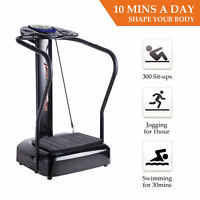 Whole Body Vibration Machine Plate Full Body Exercise Platform Massager