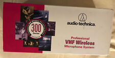 Audio-Technica Pro Vhf Wireless System 300 Series Atw-0327 Microphone Included