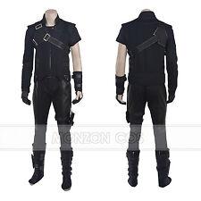 Captain America 3 Civil War Clint Barton Hawkeye Cosplay Costume Halloween