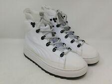 Puma Men's White The Ren Boots Size 7.5 US