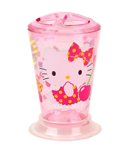 Hello Kitty Cute Pink Toothbrush Holder Stand