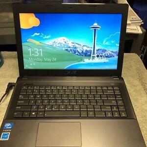 "ASUS X45A-HCL112G 14"" WINDOWS 8 INTEL CELERON 300GB HDD 4GB RAM LAPTOP"