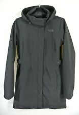 "NEW The North Face Womens 'Laney ll"" Trench Raincoat in Black - Size XS"