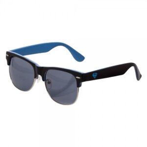 DC Comics Superman Sunglasses w/ Case - Wayfare-Style Shades - UV400 Protection