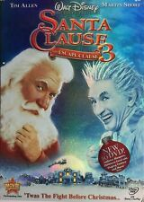 The Santa Clause 3 The Escape Clause (DVD, 2007) BRAND NEW FACTORY SEALED