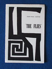 Theatre Programme - May 1965 - The Flies - Stranmills College Dramatic Society