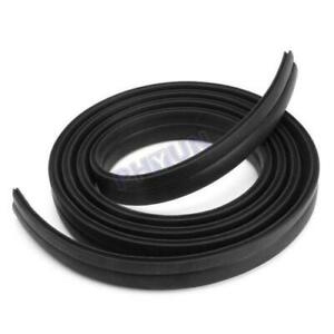 13 FT Car Seal Weatherstrip Rubber Strip For Car Door Bonnet Trunk Hood Edge
