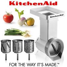 Kitchenaid Mvsa Cône Trancheuse/Déchiqueteuse pour Kitchenaid Mixeur pièces jointes