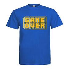 Game Over für Hochzeiten Herren-T-Shirts mit
