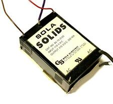 Sola Solids 84 15 2120 Power Supply 15 Vdc 200 Ma