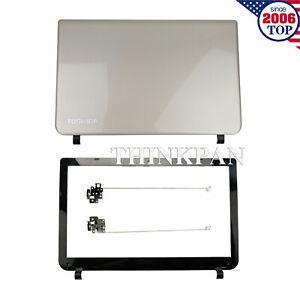 NEW TOSHIBA SATELLITE L55-B L50-B LCD BACK COVER Bezel & Hinges A000295340 A+ US
