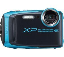 Fujifilm FinePix XP Series 120 16.4MP Digital Camera - Black/Blue