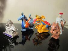toys lot vintage fast food figures happy meals