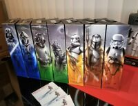 Star Wars The Black Series 6-Inch Case Set 7 or 8 Action Figures Wave IN STOCK!