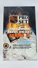 NHL Pro Set 1990 Series II - Factory Sealed Box 36 packs BRAND NEW SEALED