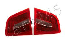 Inner Rear Light Lamp LH+RH PAIR Fits Audi A6L Quattro 08-10
