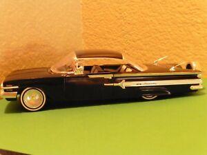 1960 Chevrolet Impala Lowrider Car 1:24 Street Low Jada Toys Rare