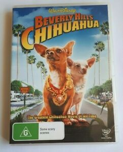 Beverly Hills Chihuahua Disney Kids  PAL DVD R4 VGC