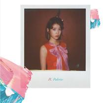 "K-POP IU 4th Album ""Palette"" & IU - 4th Season [ 1 Photobook + CD ]"