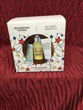Loccitane Amande Gift Set In Xmas Bauble New