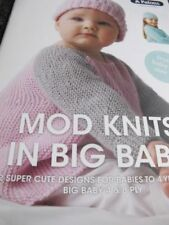 Patons 8 Ply Contemporary Babies Patterns