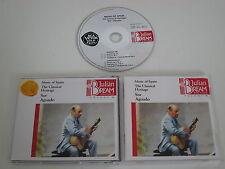 JULIAN BREAM/VOLUME 23 - MUSIC OF SPAIN, SOR+AGUADO(RCA 09026 61607 2) CD ALBUM