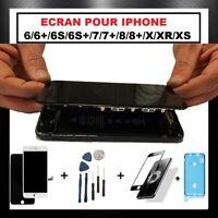ECRAN LCD IPHONE VITRE TACTILE 6/6S/6S+/7/7+/8/8+/X/XR/XS/XS MAX/11/11 PRO MAX