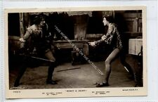 (Ga7726-100) Real Photo of Romeo & Juliet, Theatre 1908 Used VG