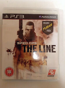 Spec Ops The Line PS3 - VideoGame