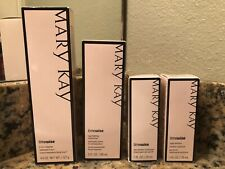Mary Kay TimeWise Miracle 4 Pc Set Combination Oily Cleans Moisturizer Day/Night