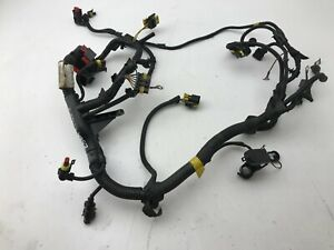 FIAT 500 1.2 PETROL ENGINE WIRING LOOM HARNESS 55209380