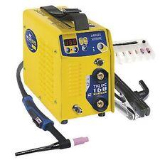 Soudeuse électrode rakesh fonte inox TIG 160 DC LIFT CONVERTISSEUR 011106 GYS