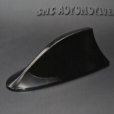 Universal Black Shark Fin Aerial Antenna Signal AM/FM Radio Car Roof Opel BMW