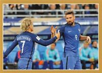 stickers Panini Carrefour Foot 2018 - N° 52