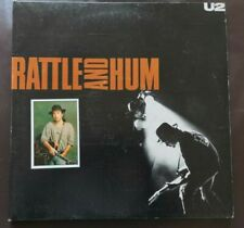 Rattle and Hum (LP) by U2 (Island Records, 1988)