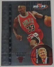 1997/98 Scottie Pippen Chicago Bulls NBA Hoops Talkin' Hoops Insert Card #5 NM