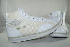 Nike Air Jordan PHLY Legend Premier Gr: 44,5 Weiss Basketball  High Tops