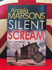 Silent Scream by Angela Marsons. D I Kim Stone Book 1