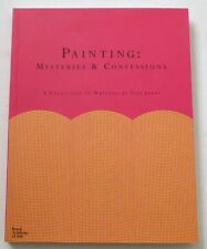 TESS JARAY   Painting Mysteries and confessions  ARTIST PAPERBACK ART BOOK