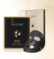 [MAXCLINIC] Propolis Black Mask / 4 Sheets