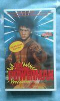 Powerman - Vhs - Jackie Chan - Erstauflage - Groß/Hartbox - Rarität