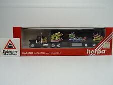 Herpa 850007 1/87 US Truck Radio F  OVP B969
