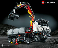 (For MELB / SYDNEY buyers ONLY) LEGO Technic 42043: Mercedes-Benz Arocs 3245 NEW
