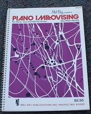 Piano Improvising For Rock, Jazz and Sacred Styles  Wilfred Adler Improvisation