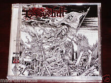 Gravehill: Death Curse CD 2014 Dark Descent Records USA DDR101CD NEW